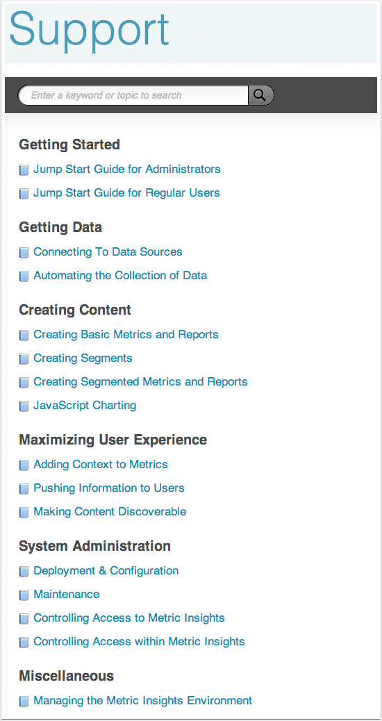 10 examples of great end user documentation rh blog screensteps com user manual documentation user manual documentation tool