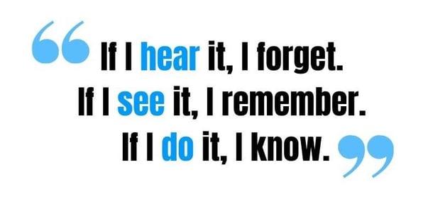 Hear-Show-DO
