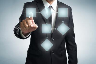 graphicstock-business-process-and-workflow-automation-with-flowchart-businessman-in-background_BdmpPnvgil 600
