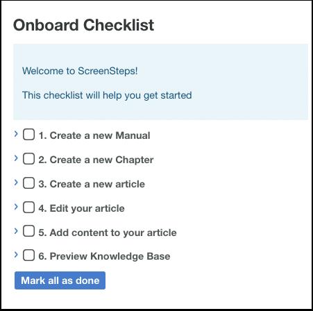 onboard-checklist---getting-started---screensteps