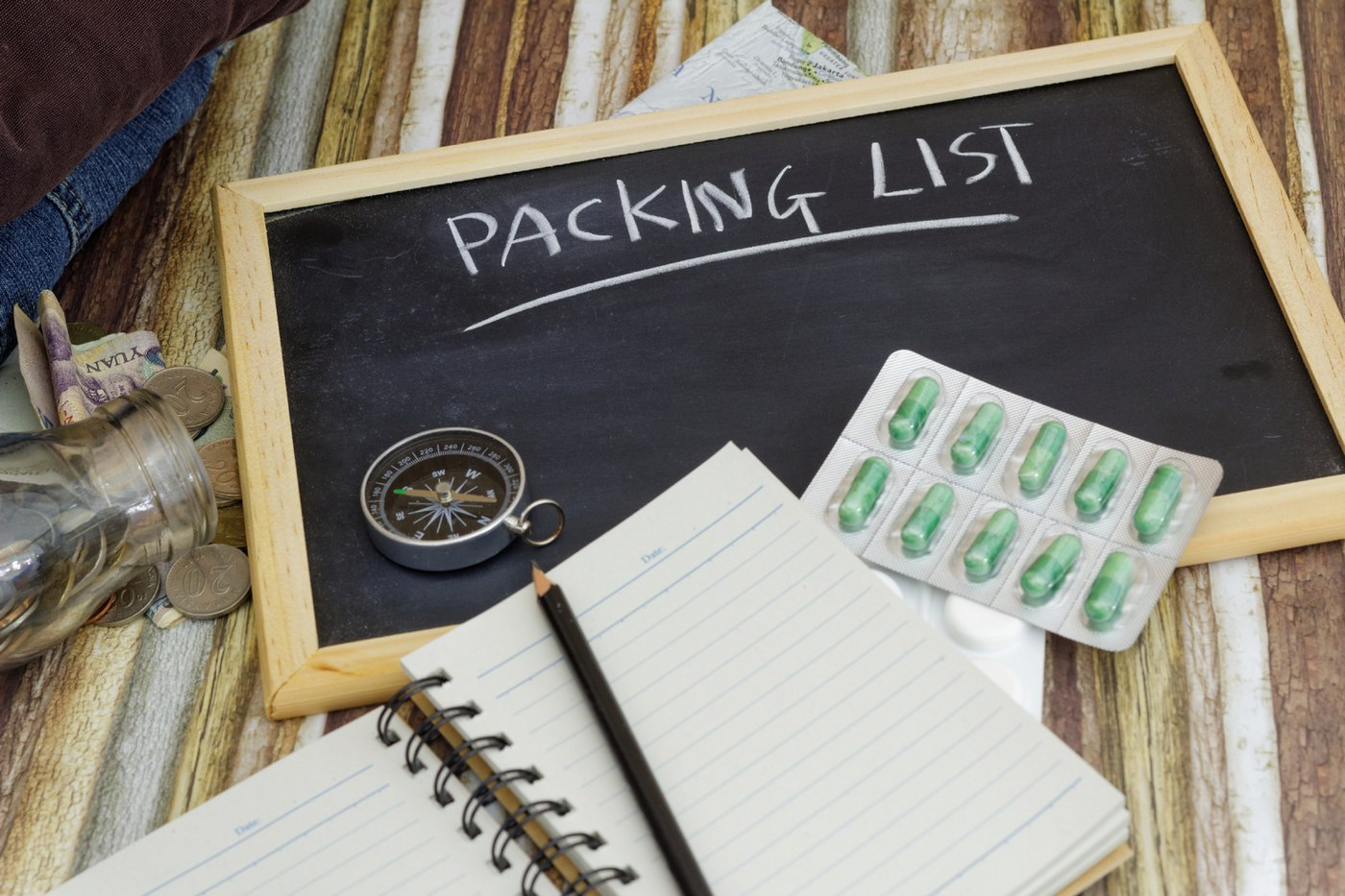 screensteps packing list